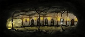 Catacombs Art Pass 2 - Marc
