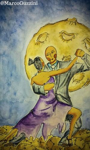 Illustrazioni da passeggio - Balliamoci