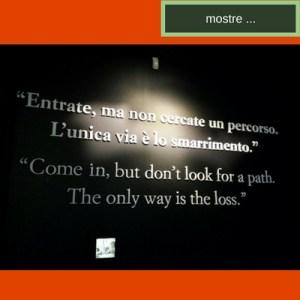 frase ingresso museo della follia