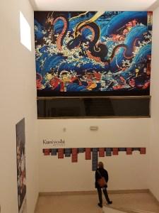 mostra kuniyoshi museo permanente milano