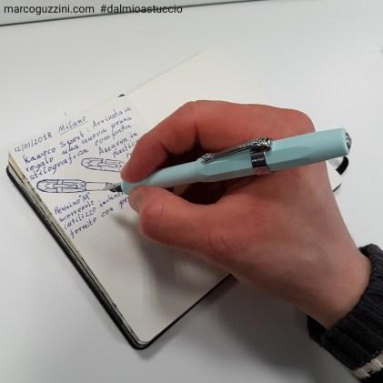 stilografica kaweco sport scrittura