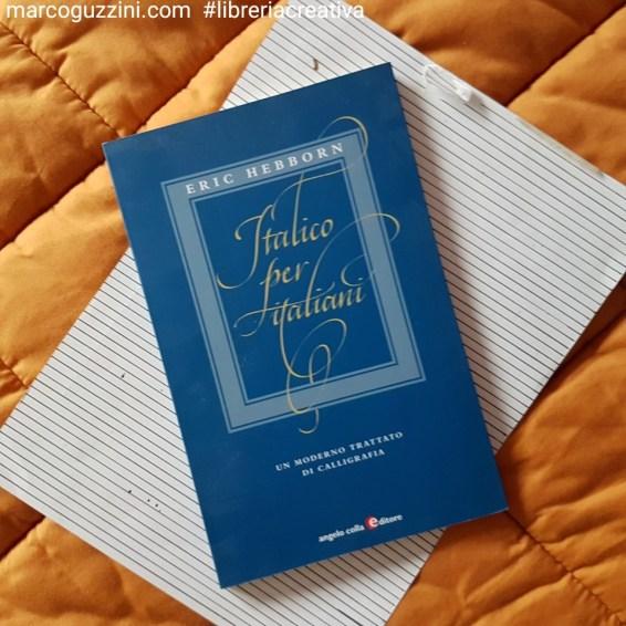 libro italico per italiano di Eric Hebborn
