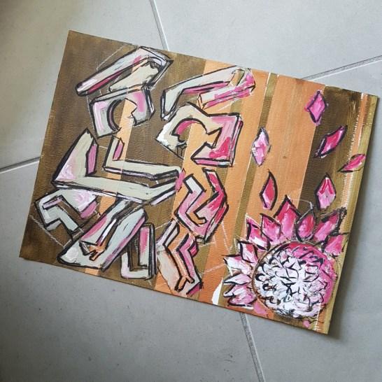 dipingere quadri marco guzzini