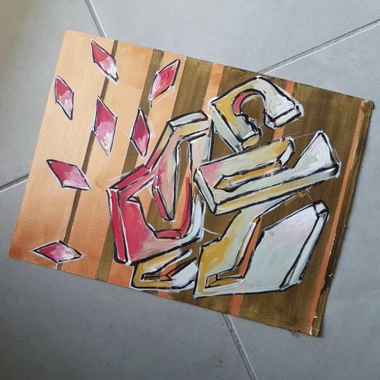 note da ballo quadro marco guzzini realizzare quadri dipingere quadri