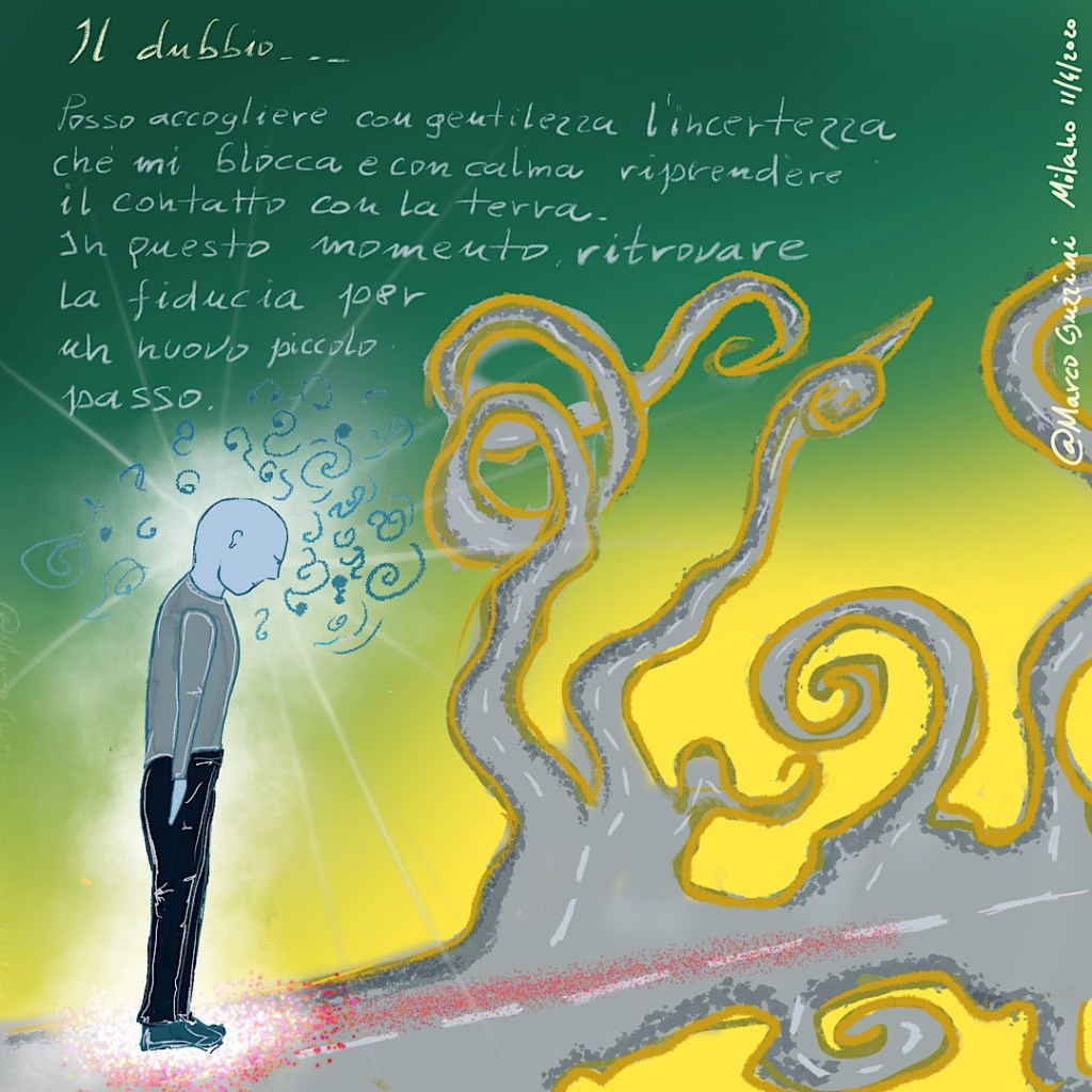 Mindfulness, il dubbio