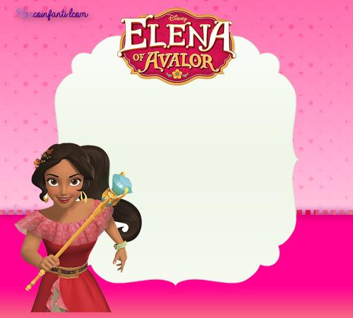 Marcos De Elena De Avalor Marcos Infantiles