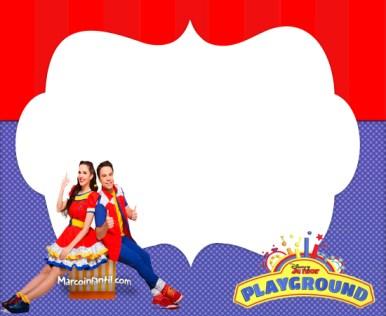 tarjetas-playground-disney-invitaciones-playground-juanchi-y-juli