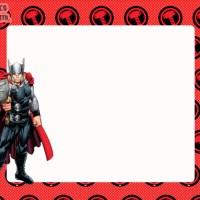 Marcos de los Avengers