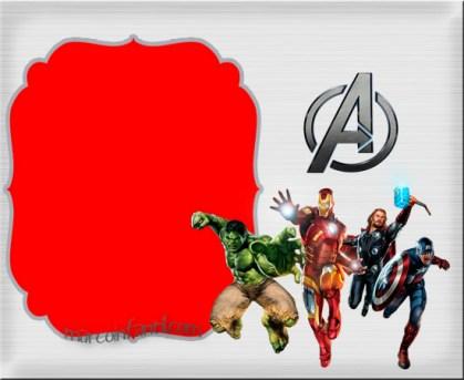 thor-marcos-para-fotos-imagenes-avengers-comics-imagenes-avengers-pelicula-candy-bar-avengers-tarjetas-etiquetas-stickers-invitaciones