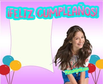 Imágenes de Soy Luna para cumpleaños