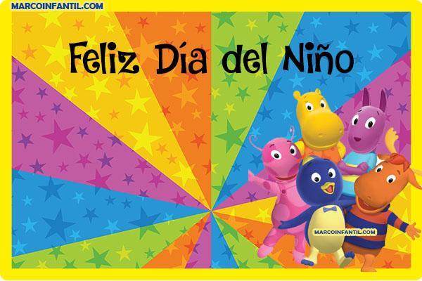 Imagenes Feliz Dia del Nino