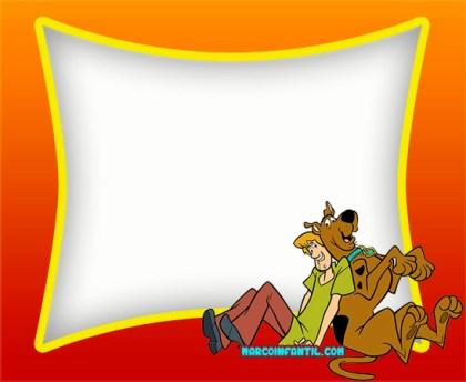 Scooby Doo tarjetas