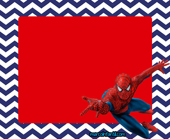 marcos de spiderman marcos de hombre araa
