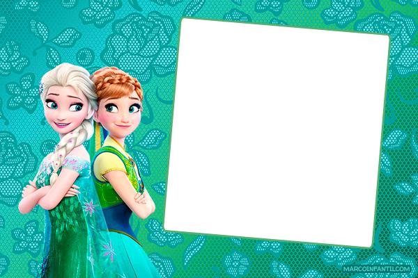 Elsa y Anna Frozen 2