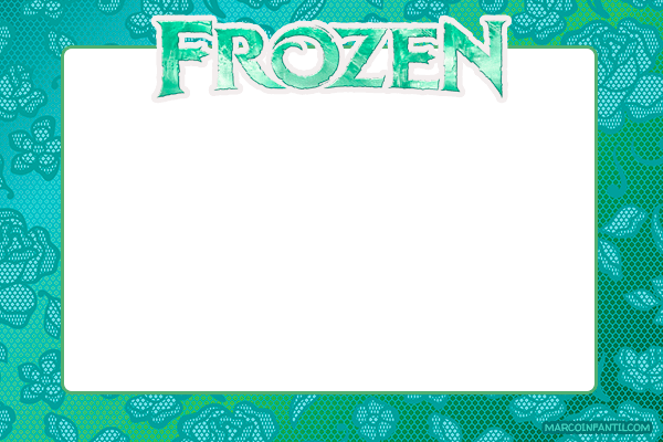 Marcos de Frozen 2 Fever