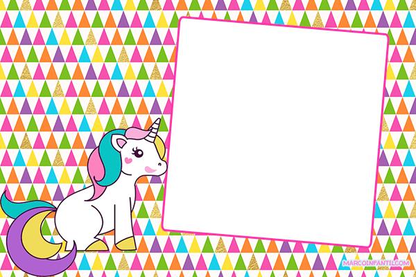 Marcos de unicornios