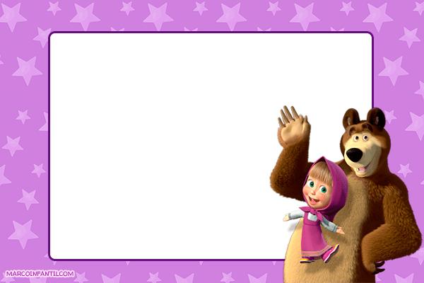Masha & The Bear Frames