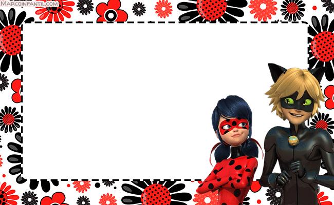 Convites Ladybug invitaciones