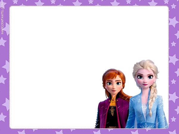 Convites Frozen II