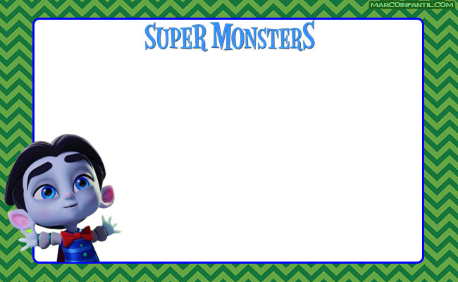 convite super monsters