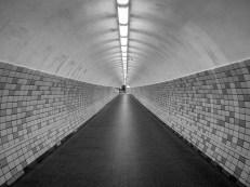Tunnel under Kiel Canal
