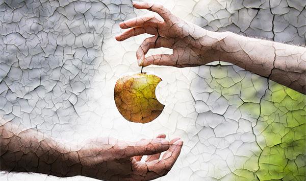 O trevo, a maçã e o pecado