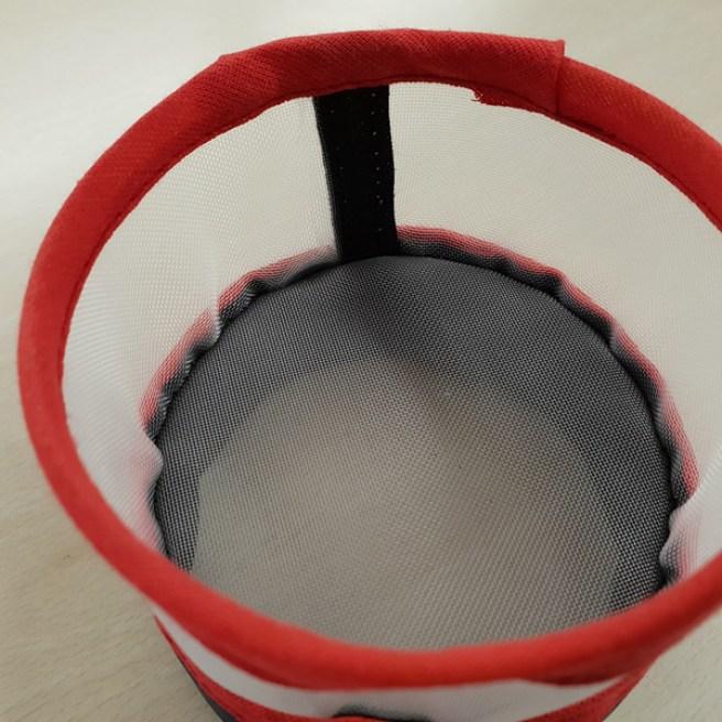 Magic net con maglia più stretta