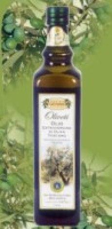 Olio extravergine di oliva Olio frantoio giovani