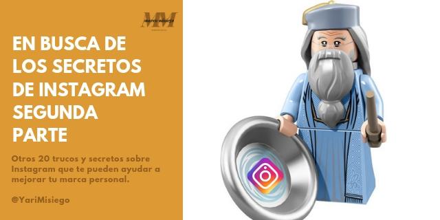 los trucos de instagram