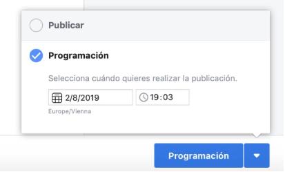 facebook creator studio programar instagram