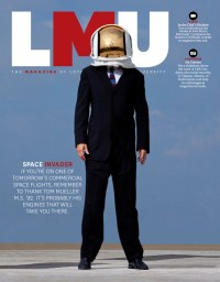 LMU Magazine Fall 2011 Cover