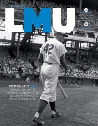 LMU Magazine Summer 2013 Cover