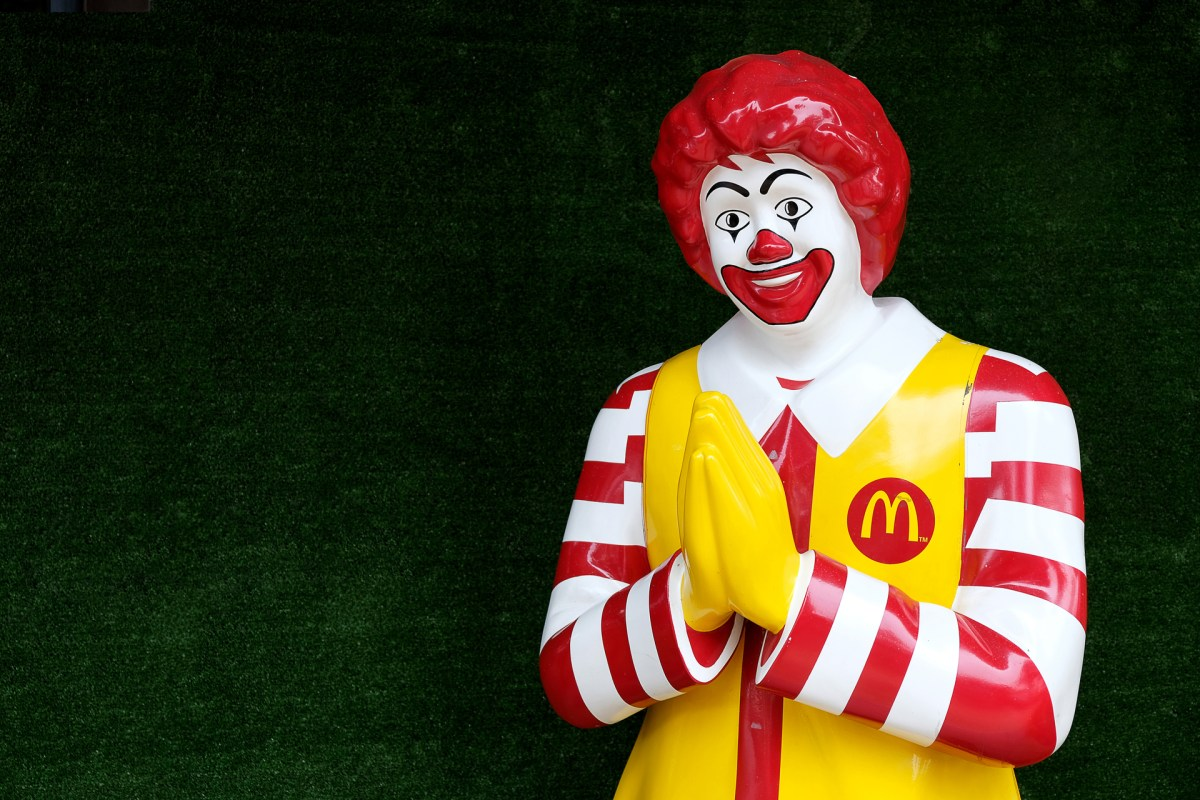 'You've got to hold McDonald's accountable': largest Black franchisee tells marketers