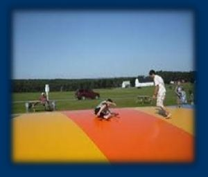 Jumping Pillow - Marco Polo Land - Cavendish - PEI