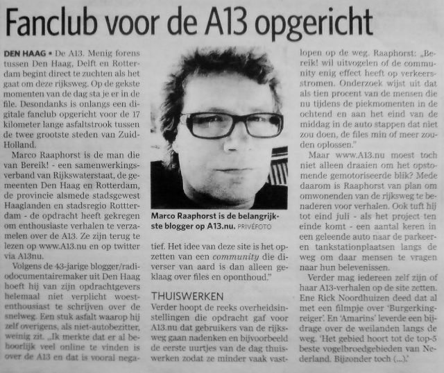 AD A13.nu interview