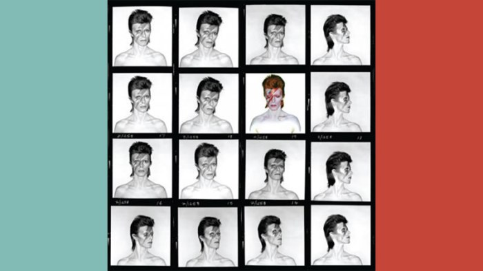 Bowie by Brian Duffy