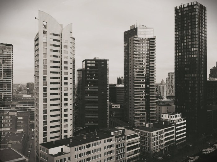 rotterdam-skyscrapers