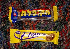 Elite Mekupelet VS Cadbury Flake (1/6)