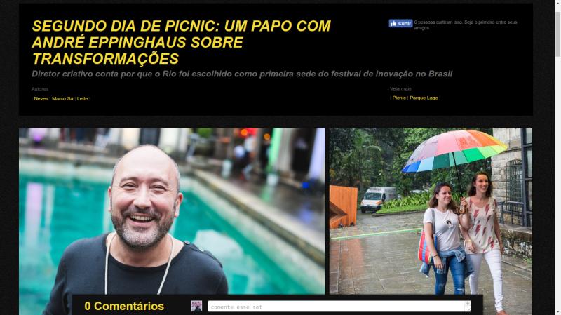 PICNIC Brasil 2016