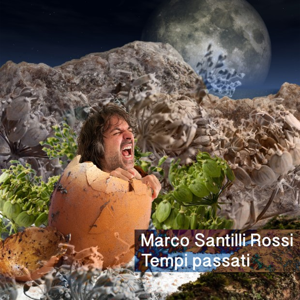 Music album Tempi passati. CD by Marco Santilli Rossi