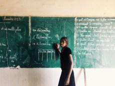L'Ecole Elémentaire de Kébé Coudé