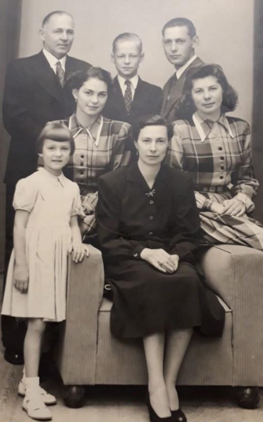 Familia Elsner Schweitzer