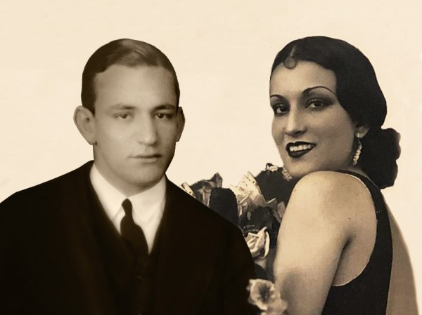 Osvaldo Gutierrez y Lydia Gil