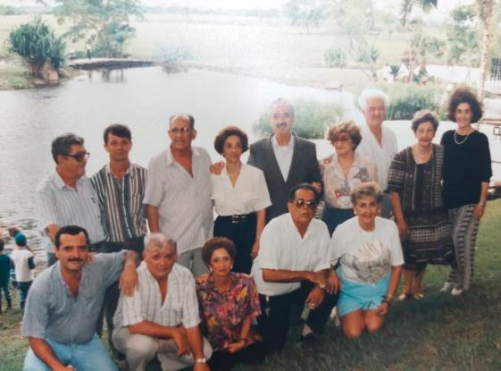Historia de familia en Bolivia61