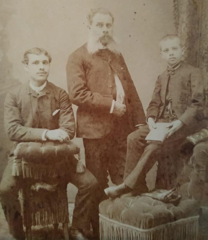 Angelo, Giuseppe y Biagio