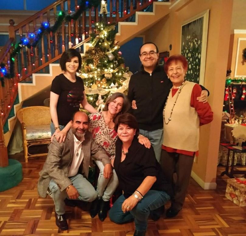 Toda la familia