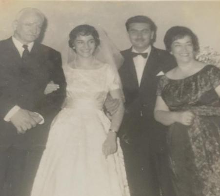 Foto matrimonio Charito