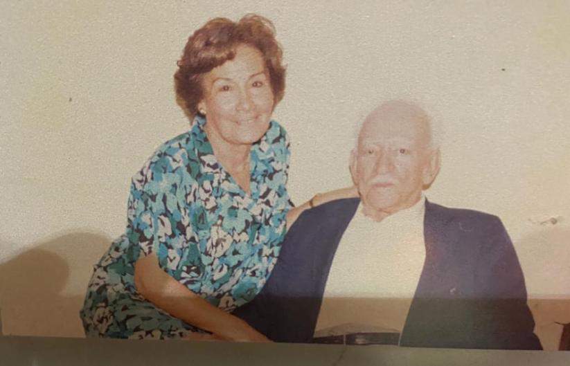Dr. Osvaldo y Sra. Wilma