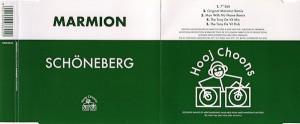 CD-Single Marmion Schoeneberg 1996 UK