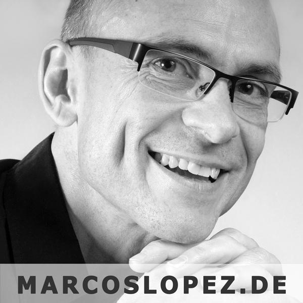 Portraitfoto von Marcos López